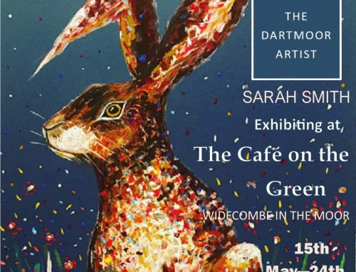 The National Trust Curated Solo Exhibition at The Cafe on the Green