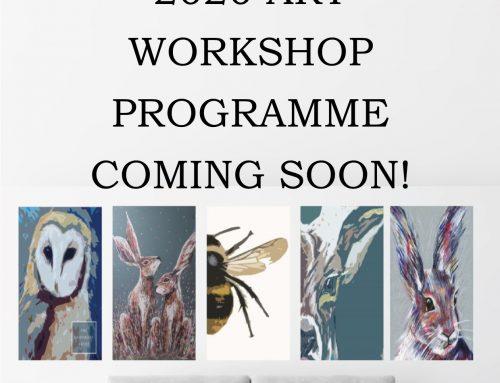 2020 Workshop Programme Launching SOON!