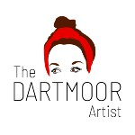 The Dartmoor Artist Logo