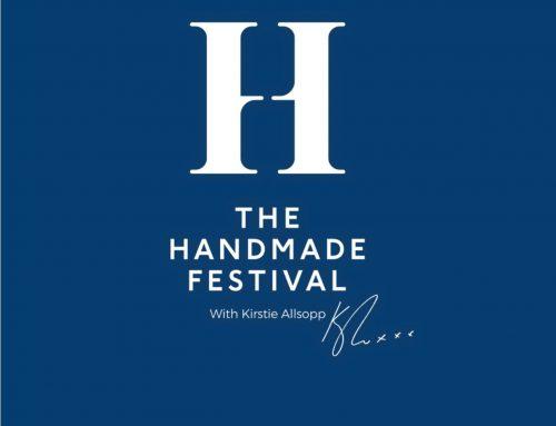 Kirstie Allsopp's Handmade Festival!