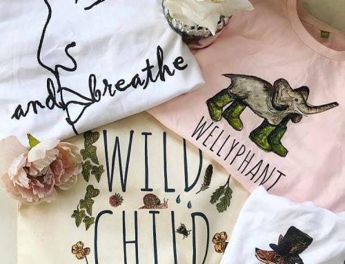 'Wild' Clothing Range arrives!