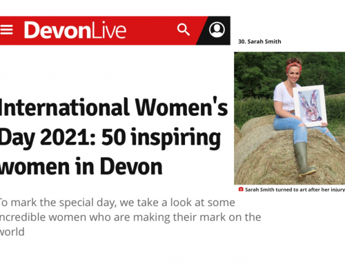 50 Inspiring Women in Devon!