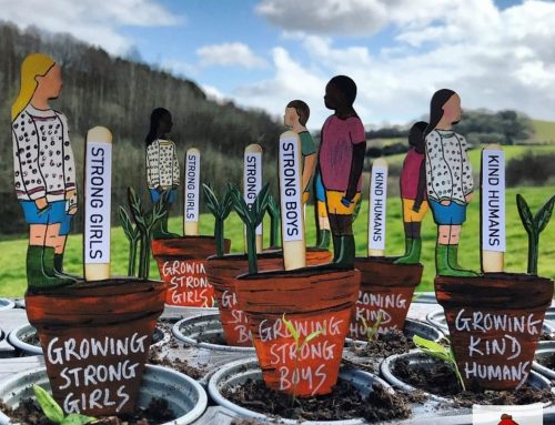 Growing Strong Girls, Boys & Kind Humans – Hand-painted Decs arrive!