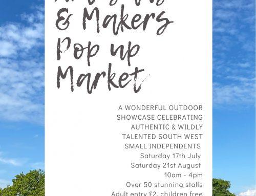 Bridwell Park Artisan Market – Sat 17th July