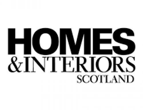 Feature in Homes & Interiors Scotland